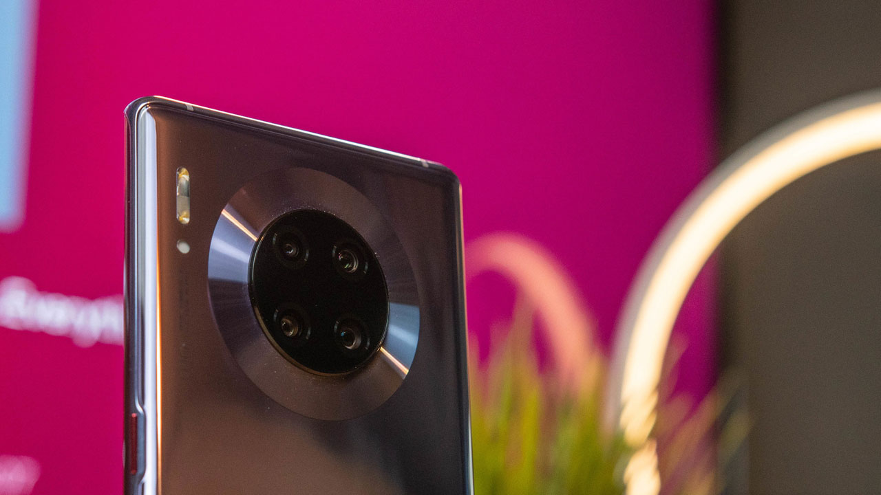 Revisión de Huawei Mate 30 Pro: la fruta prohibida