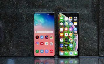 Apple iPhone XS Max vs Samsung Galaxy S10 Plus