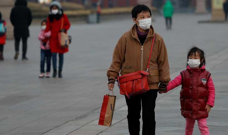 China tiene el día más mortal para el coronavirus