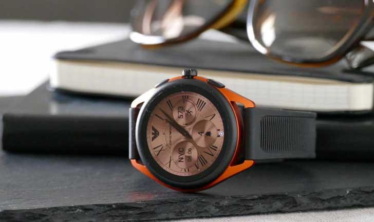 Emporio Armani Smartwatch 3 Review: no es el icono de estilo que debería ser
