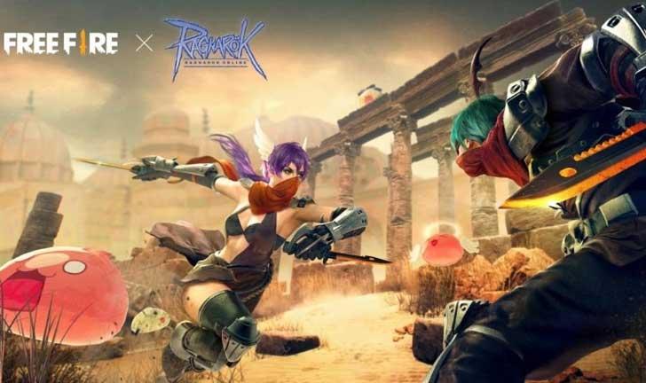 Garena Free Fire obtendrá contenido del popular juego MMO Ragnarok en marzo