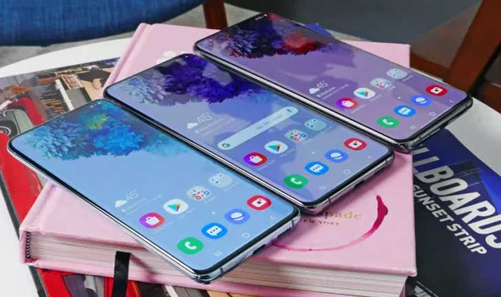 Samsung Galaxy S20 recibe una actualización de último minuto que a los propietarios les encantará