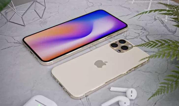 El nuevo diseño del iPhone 12 trae Touch ID de la manera más extraña