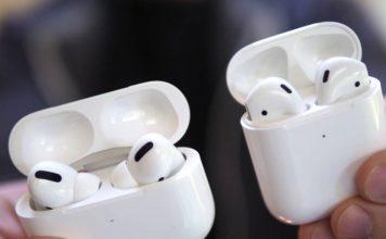 El cambio de diseño de AirPods 3 podría hacer que Apple tome prestada tecnología Pro