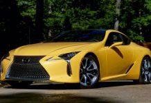 Revisión Lexus LC 500 2020: De arriba hacia abajo, fascinante