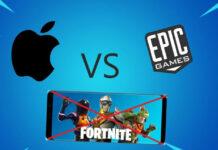 Apple, la lucha de Epic Games llega a la corte de la opinión pública