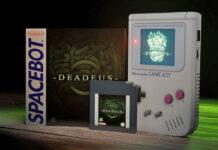 'Deadeus' es un juego de terror oscuramente original para Game Boy