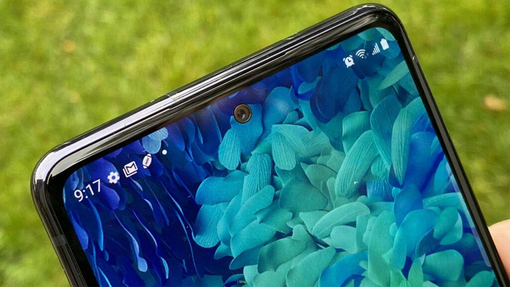Revisión del Samsung Galaxy S20 FE: diseño y colores