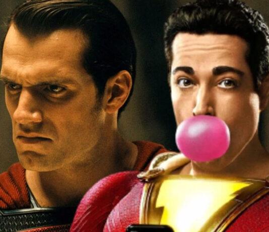 Shazam 2: Henry Cavill no aparecerá como Superman